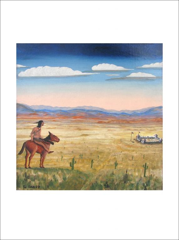 Indian Scout: Desert
