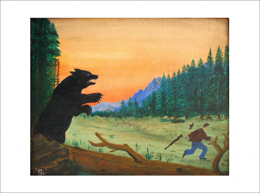 Bear vs. Hunter: Second Thoughts