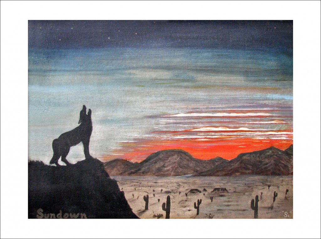 Coyote: Howling