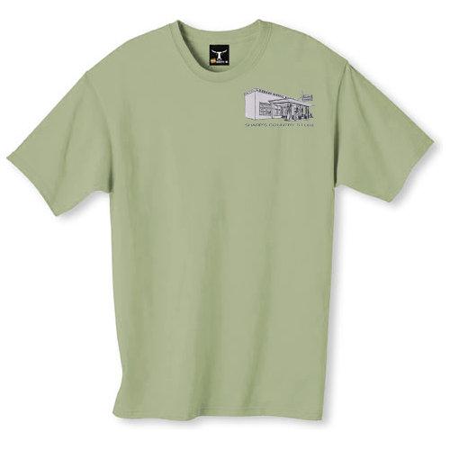 T-Shirt (Stonewashed Green)